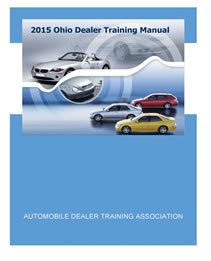 Ohio Dealer Manual